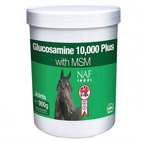 Glucosamine 10,000 Plus avec MSM NAF