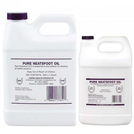 Pure Neatsfoot Oil, huile de pied de Boeuf