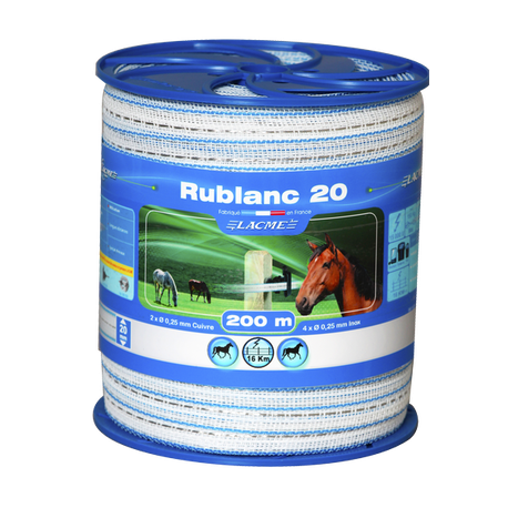 Ruban RUBLANC 20