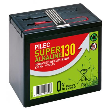 Pile Alkaline 9V 130 Ah