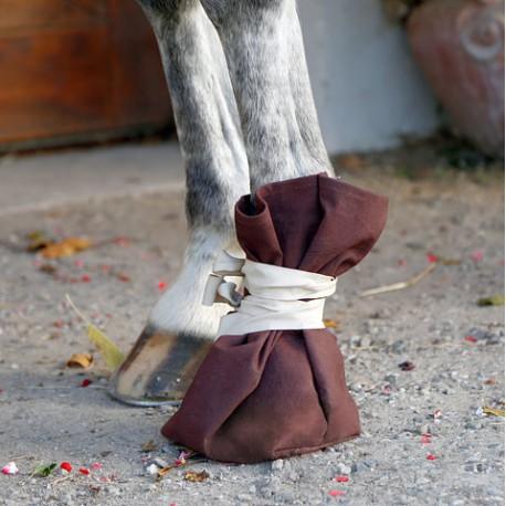 Sandale pour sabots