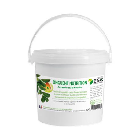 Onguent nutrition kératine