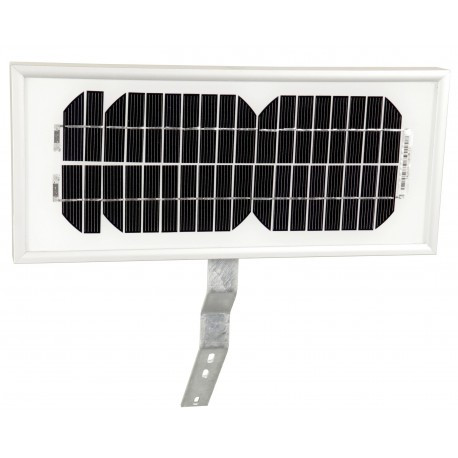 Panneau solaire 5 W + support