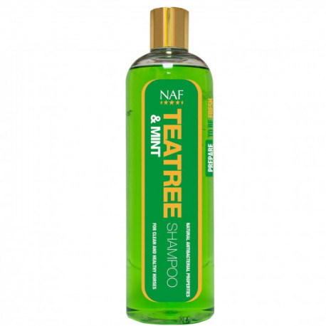 Shampoing TEATREE & MENTHE
