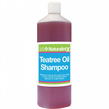 Shampoing TEATREE OIL
