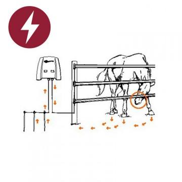Clôtures électriques